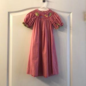 Other - Cupcake smocked dress! Adorable!